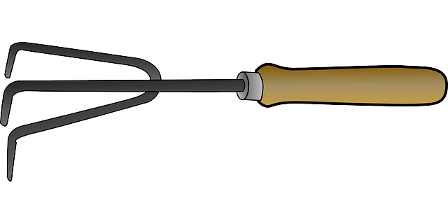 Spade Tool Cultivator Free Vector Graphic On Pixabay