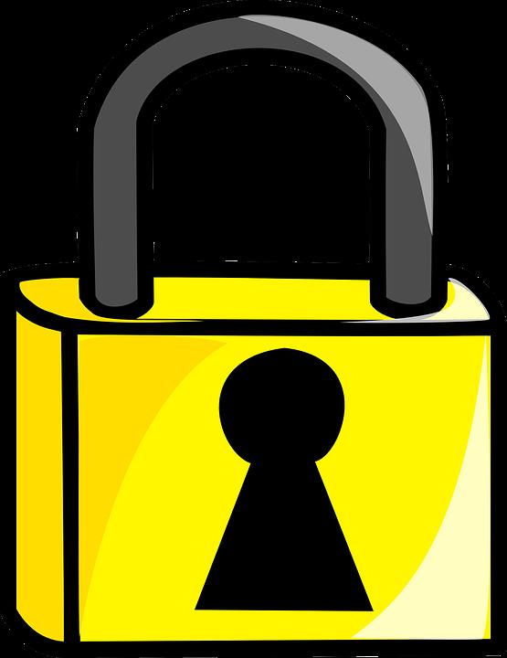 Lock Locked Metal 183 Free Vector Graphic On Pixabay