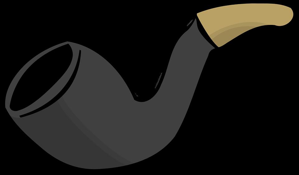 Pipe Smoke Smoking · Free vector graphic on Pixabay