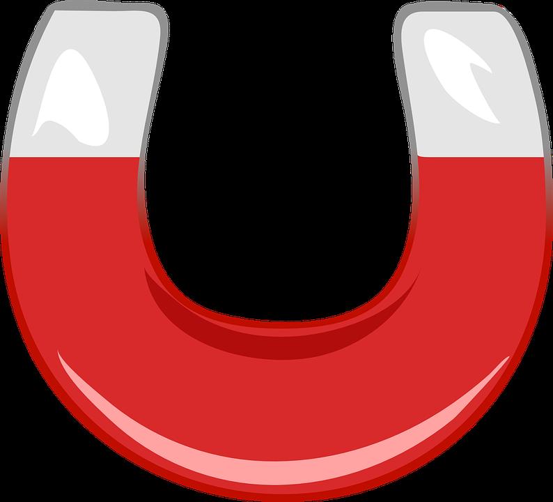 magnet horseshoe red  u00b7 free vector graphic on pixabay tulip clipart ti tulip clip art images