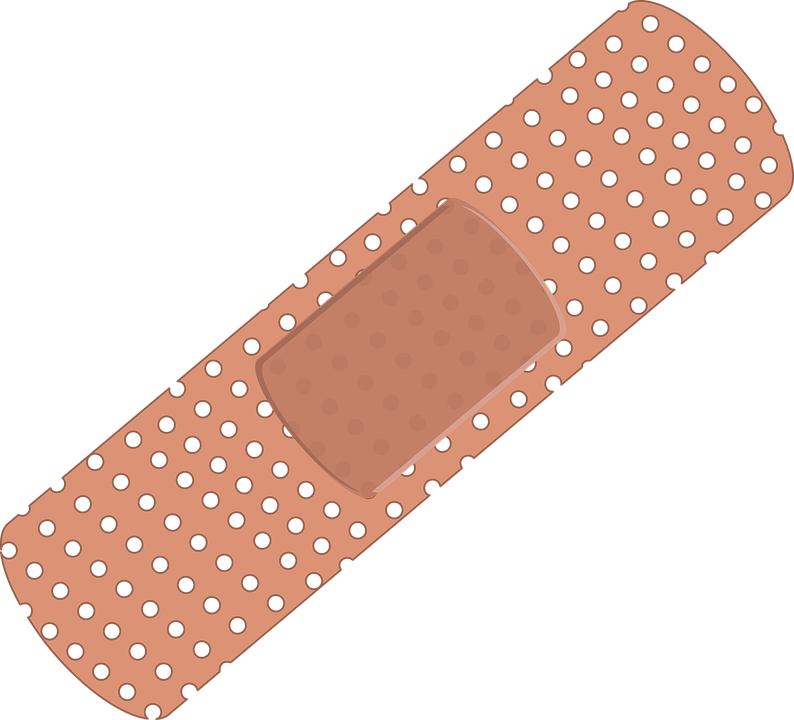 band aid first free vector graphic on pixabay