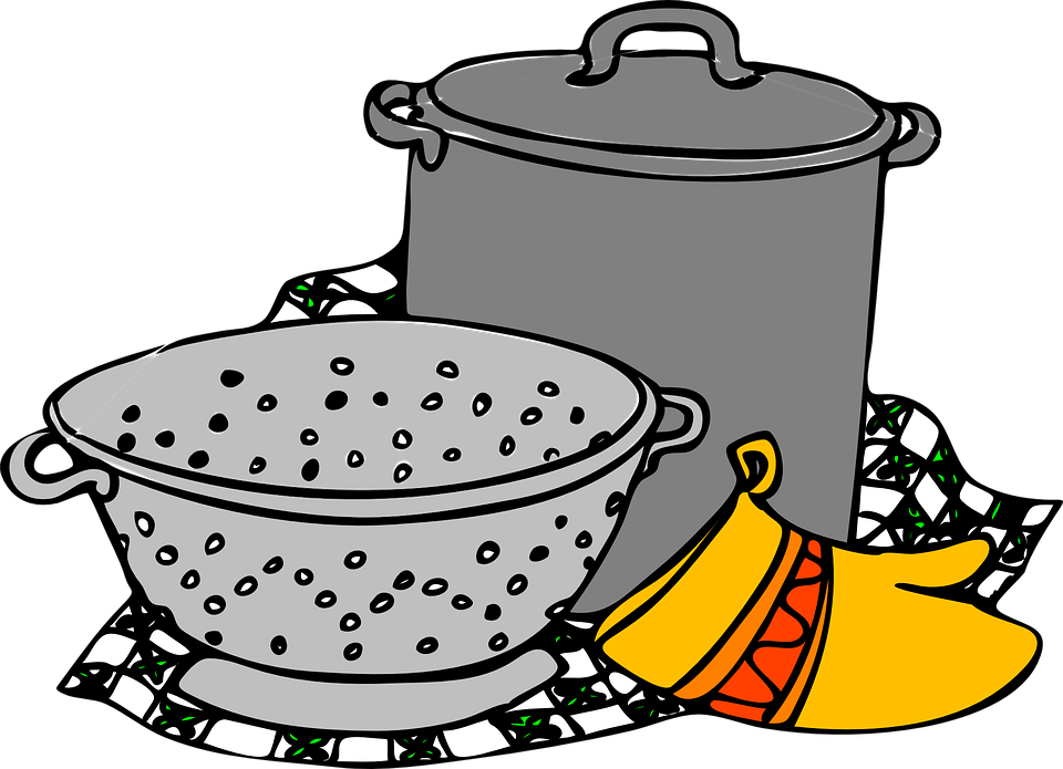 Cooking Gloves Kitchen · Free vector graphic on Pixabay