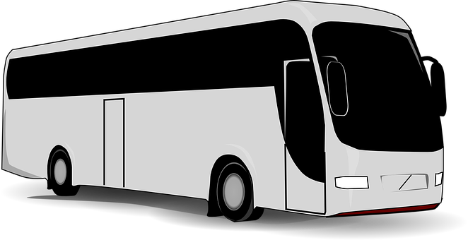 200 Free Bus Van Vectors Pixabay