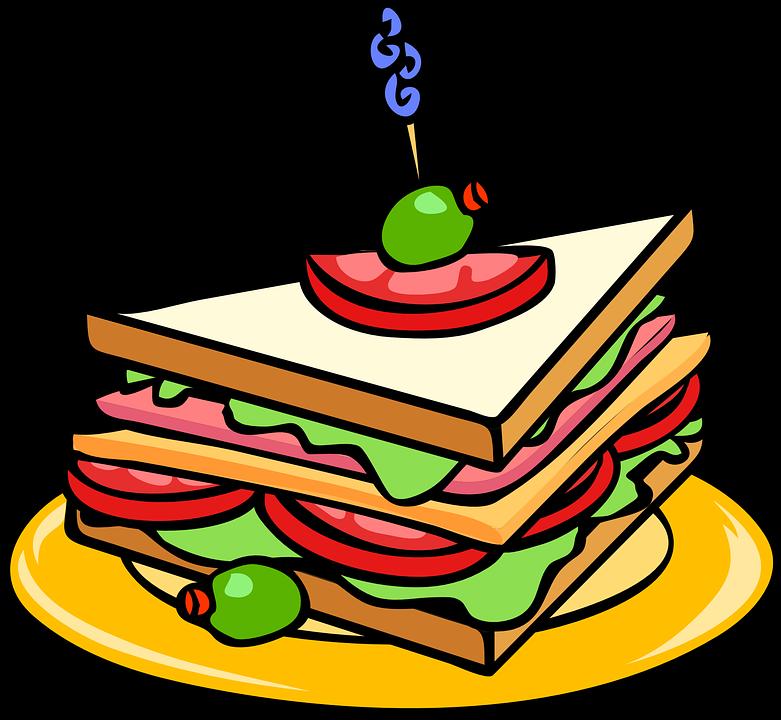 Sandwich, Lebensmittel, Käse, Dreieck, Fleisch, Tomaten