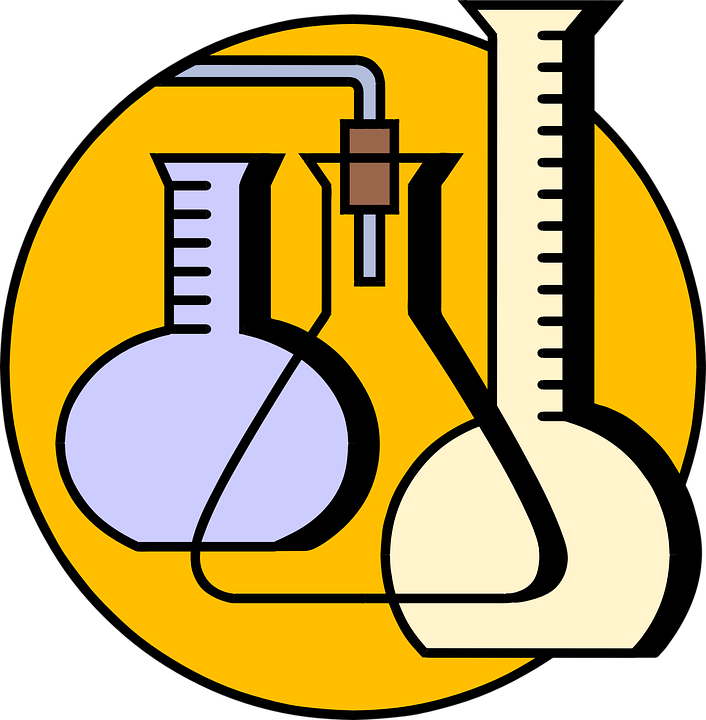 Chemistry Lab Tube Laboratory Equipment Experiment