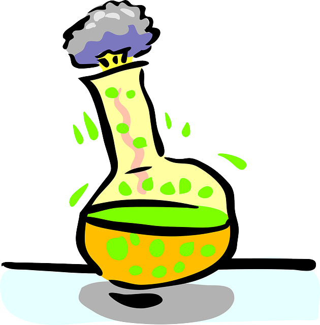 chemical reaction experiment flask free vector graphic on pixabay rh pixabay com Biology Clip Art Biology Clip Art
