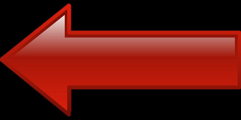 pfeil links hinweis kostenlose vektorgrafik auf pixabay. Black Bedroom Furniture Sets. Home Design Ideas
