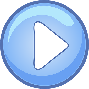 Button, Video, Play, Symbol, Sign, Music