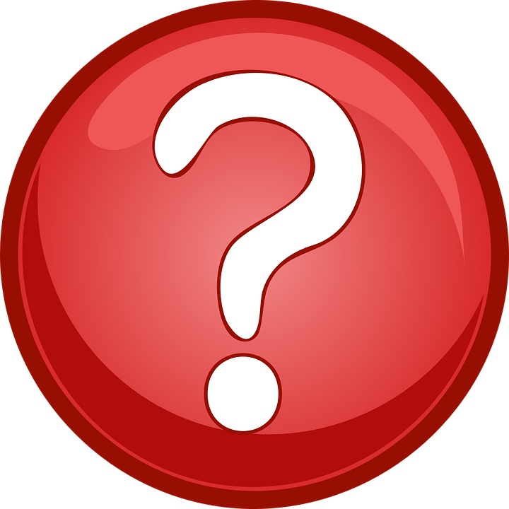 Question Mark Button Free Vector Graphic On Pixabay