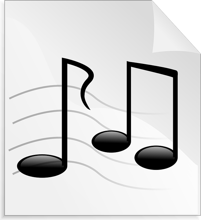 Music Notes Audio Songs - Free vector graphic on Pixabay