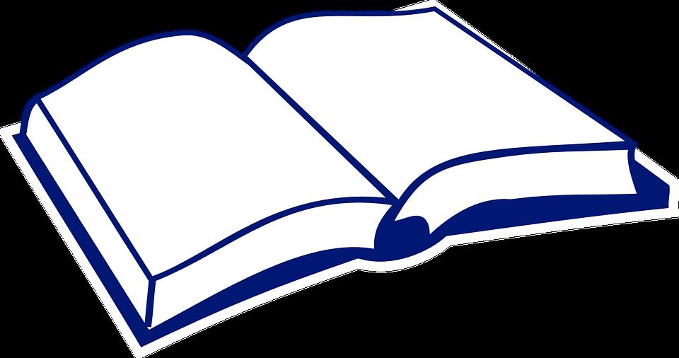 Buku Terbuka Dibuka Gambar Vektor Gratis Di Pixabay