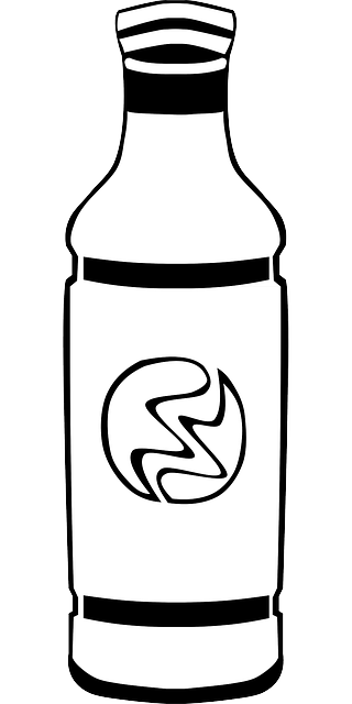 bottle glass beverage 183 free vector graphic on pixabay