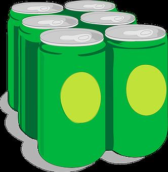 5 Free Six Pack Beer Vectors Pixabay