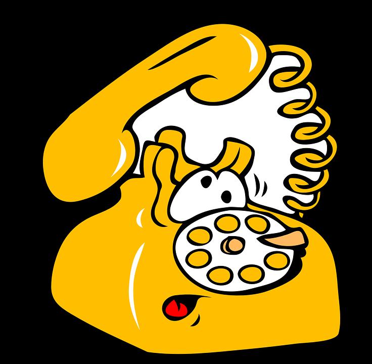 Телефон, «Ротари», Желтый, Циферблат, Звон, Обсуждение