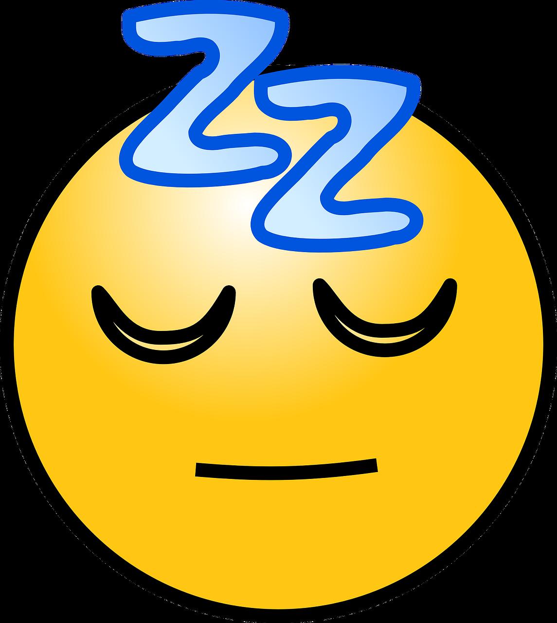 Сън Спи Емотикони - Безплатни векторни графики в Pixabay
