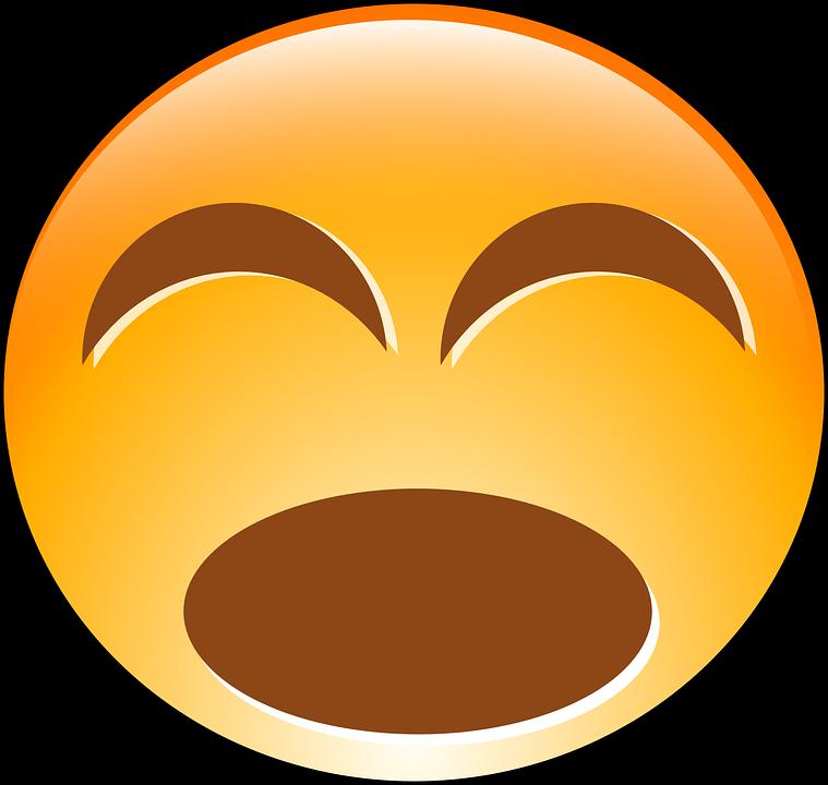 Gulen Uzgun Aglayan Pixabay Da Ucretsiz Vektor Grafik