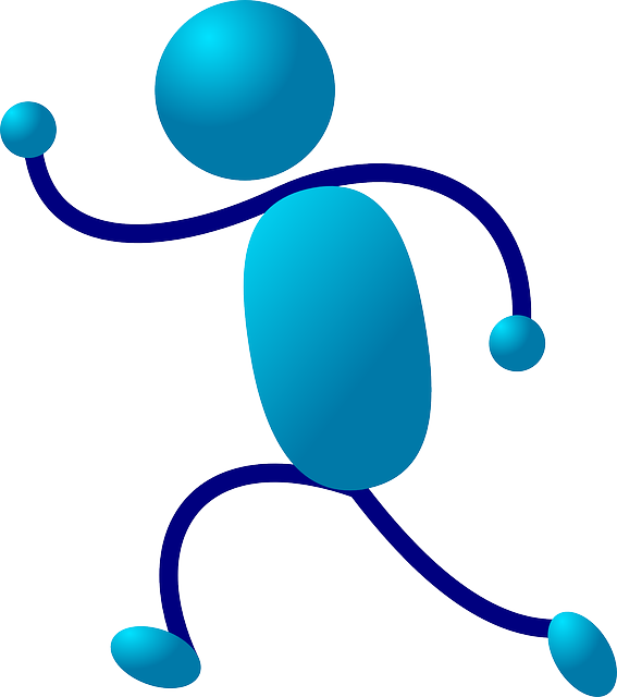 Stickman Stick Figure Man Free vector graphic on Pixabay