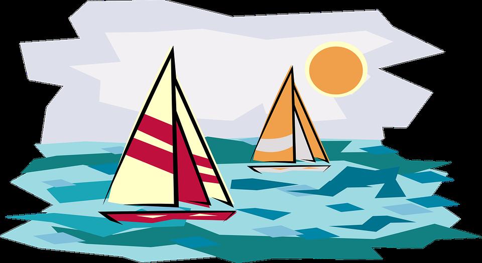 holiday sailboat sunset free vector graphic on pixabay rh pixabay com free dragon boat clip art free funny boat clipart