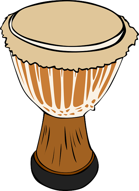 Drum Percussion Instrument · Free vector graphic on Pixabay