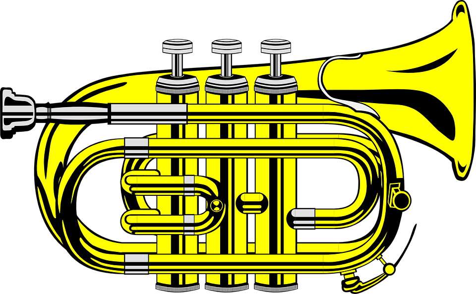 Trumpet Music Brass - Free vector graphic on Pixabay