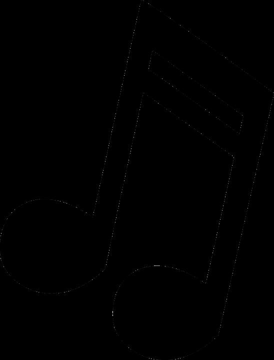 Sixteenth Note Clip Art
