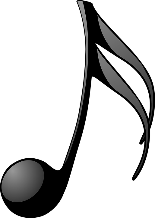 Note Music Quaver 183 Free Vector Graphic On Pixabay