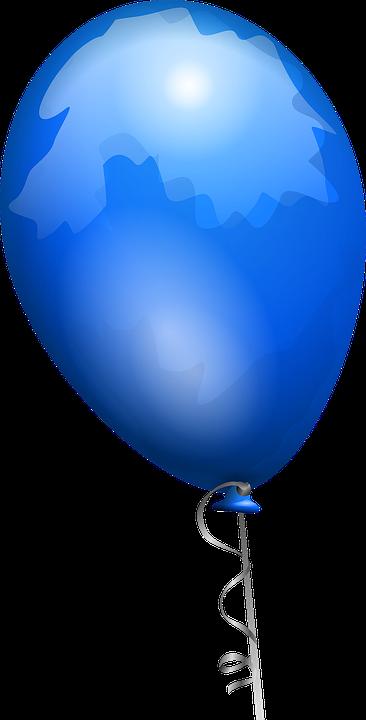 Ballon, Geburtstag Ballon, Partydekoration