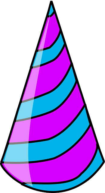 Free vector graphic Hat Party Birthday Happy Free
