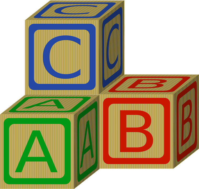 Wood Block Clip Art ~ Blocks wooden toy · free vector graphic on pixabay