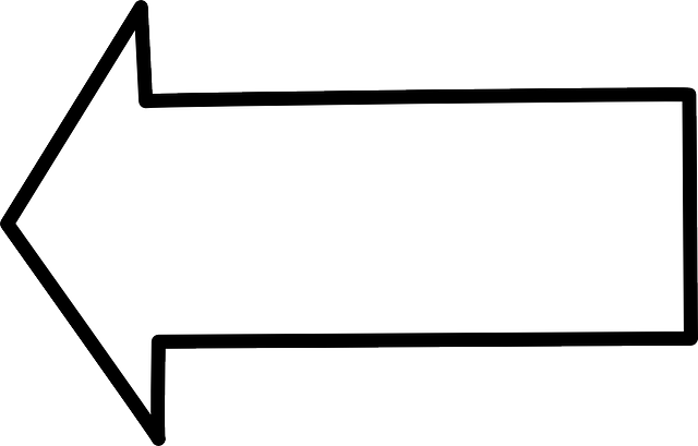 Arrow Left White · Free Vector Graphic On Pixabay