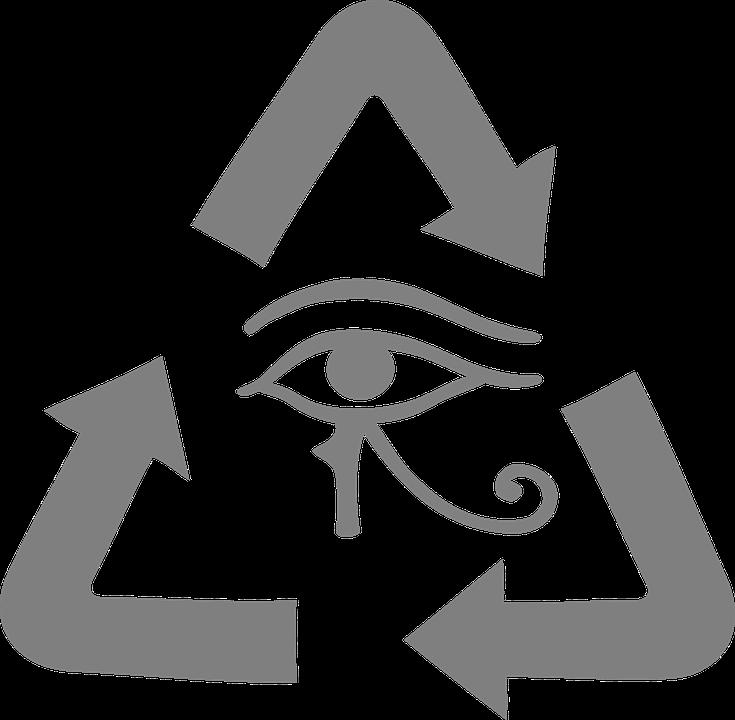 Symbol Reincarnate Religion Free Vector Graphic On Pixabay