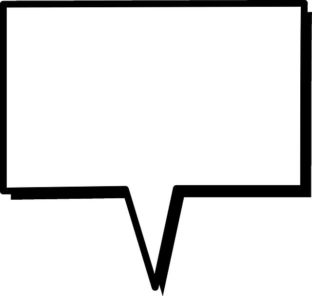Speech Box Rectangular · Free Vector Graphic On Pixabay
