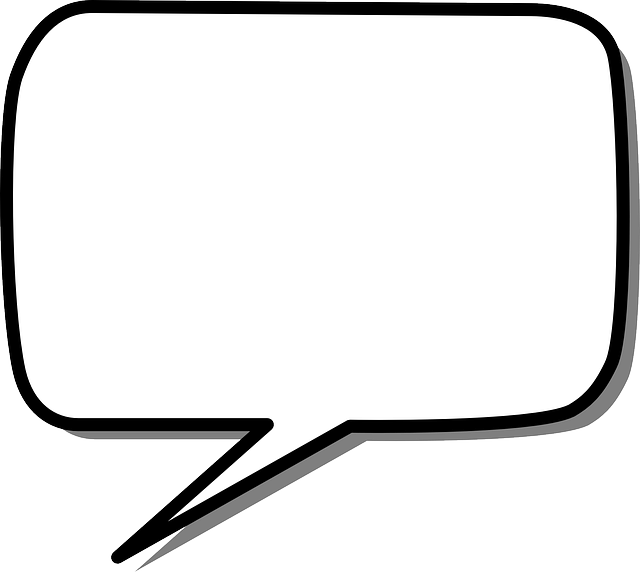 Free vector graphic: Speech, Bubble, Box, Rectangle Free