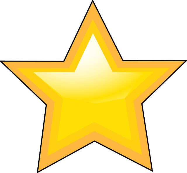 Free vector graphic: Star, Shape, Geometry, Symbol - Free ...