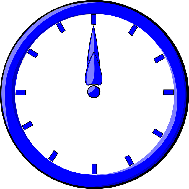 Clock Timer 12 · Free vector graphic on Pixabay on