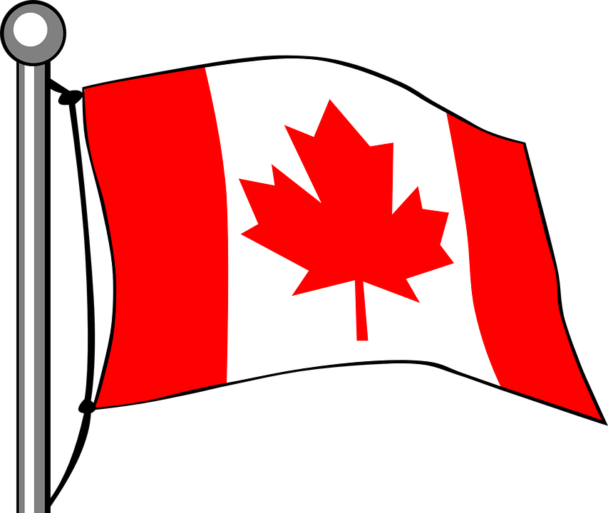 canada flag maple free vector graphic on pixabay rh pixabay com canada flag vector free download