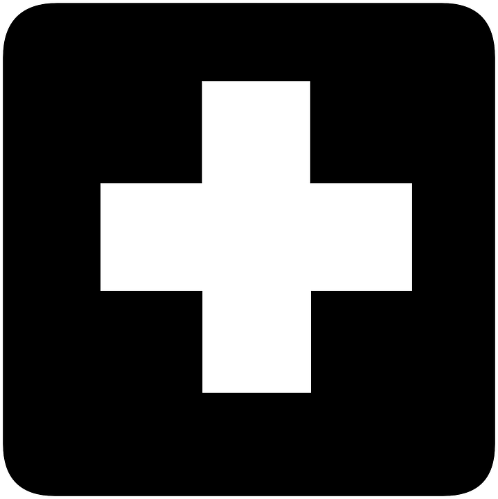 Symbol First Aid Free Vector Graphic On Pixabay