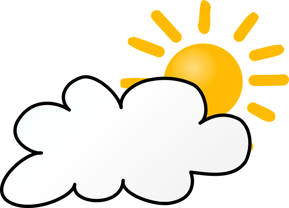 Weather Forecast Symbol Free Vector Graphic On Pixabay