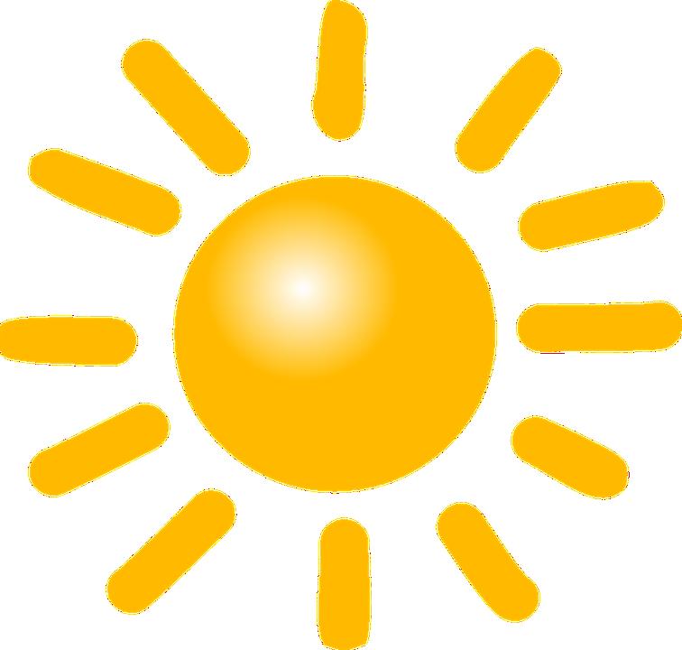 sun weather sunny free vector graphic on pixabay rh pixabay com sunshine free vector download Sunshine Background