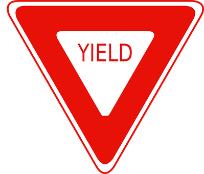 Roadsigns, Traffic, Yield, Street