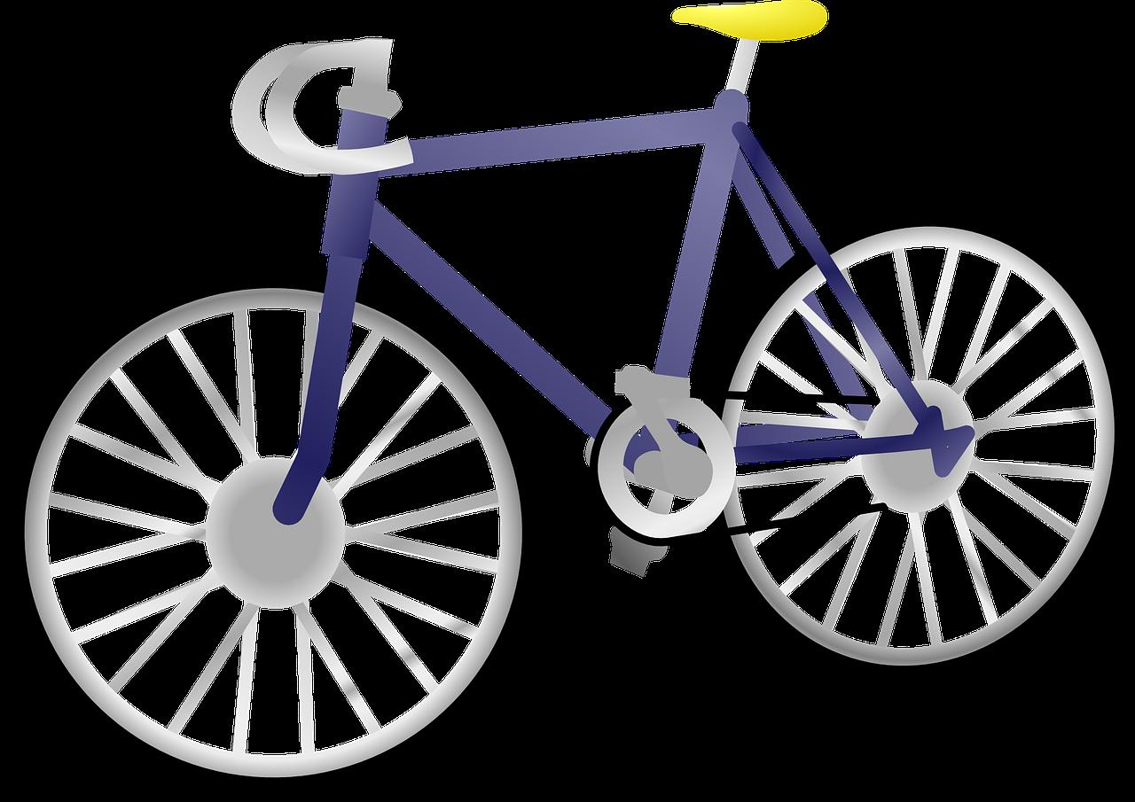 Велосипед картинки для детей на прозрачном фоне