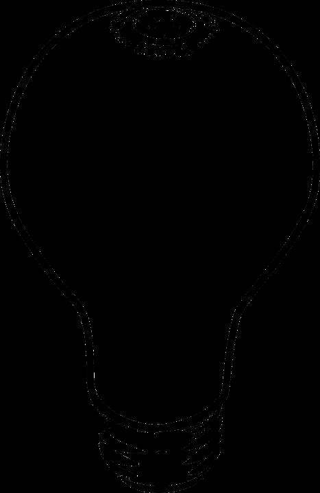 Ampul Elektrik Isik Tungsten Pixabay Da Ucretsiz Vektor Grafik