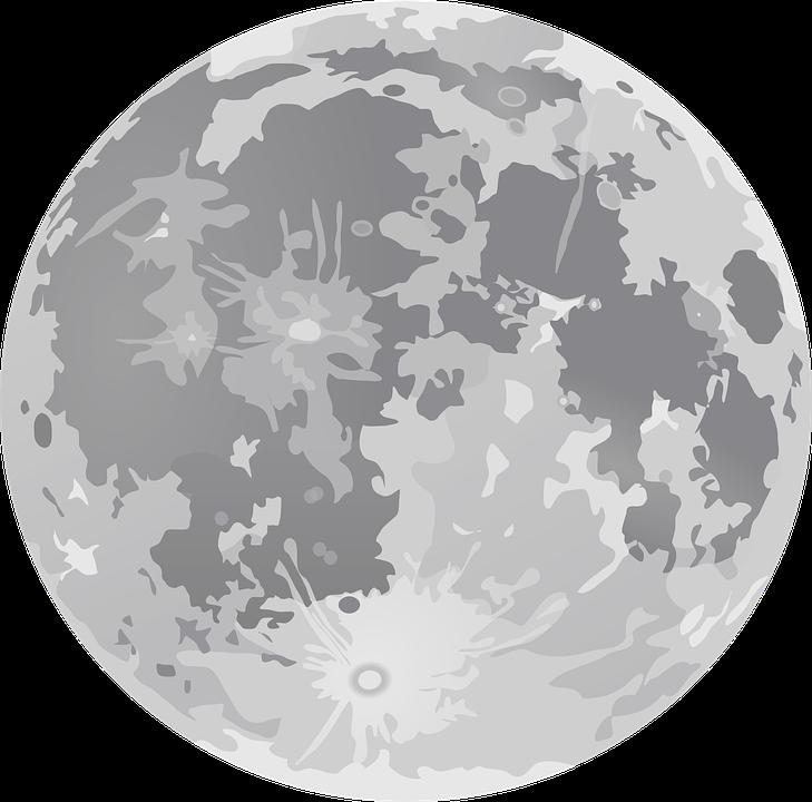 Planète Lune Monde Images Vectorielles Gratuites Sur Pixabay