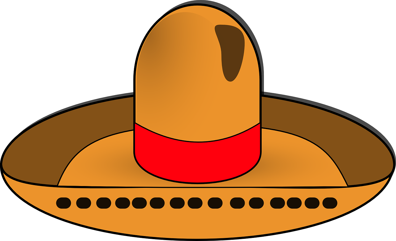 Смешная шляпа рисунок, картинки