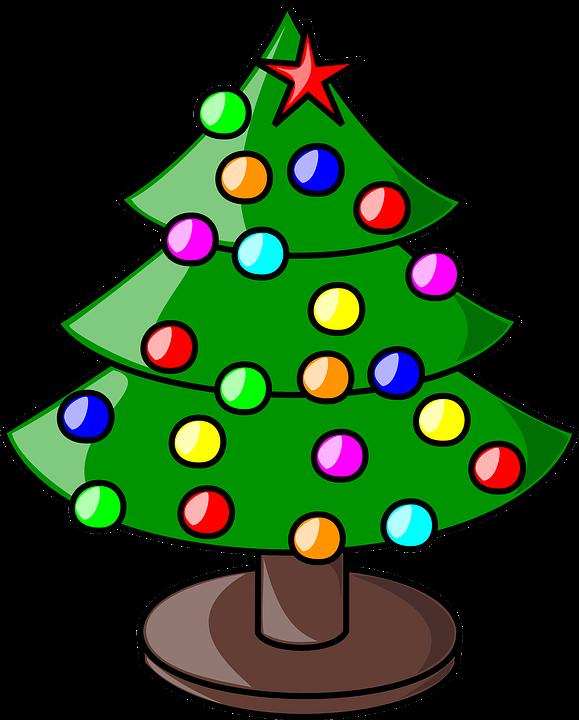 Weihnachtsbaum, Urlaub, Weihnachten