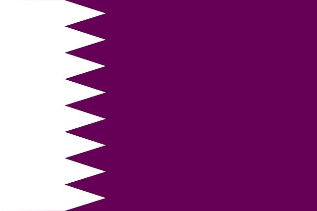 qatar flag national 183 free vector graphic on pixabay