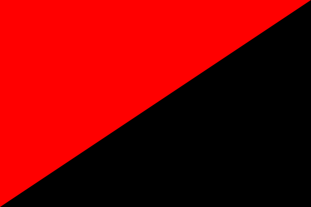 Gratis vectorafbeelding anarchisten vlag rood en zwart gratis afbeelding op pixabay 26855 - Eetkamer rood en zwart ...