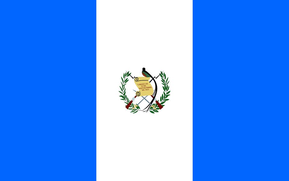 Free Vector Graphic Guatemala Flag Country Symbol