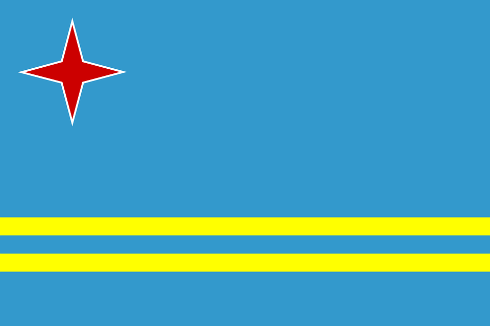 Free Vector Graphic Aruba Flag Country Sign Symbols Free - Aruba flags