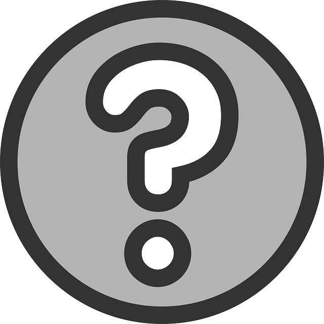 Question Mark Circle · Free vector graphic on Pixabay